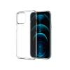 Spigen Apple iPhone 12/12 Pro ütésálló hátlap - Spigen Liquid Crystal - átlátszó