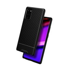 Spigen Core Armor Samsung Galaxy Note 20 Matte Black tok, fekete tok és táska