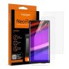 Spigen Neo Flex HD Samsung Galaxy Note 10 hajlított kijelzővédő fólia, (2db előlapi)*