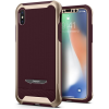 Spigen Reventon, metallic gold – iPhone X tok
