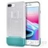 Spigen SGP Classic C1 Apple iPhone 8 Plus/7 Plus Snow hátlap tok