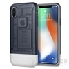 Spigen SGP Classic C1 Apple iPhone X Graphite hátlap tok