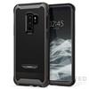 Spigen SGP Reventon Samsung Galaxy S9+ Gunmetal hátlap tok (üvegfólia)