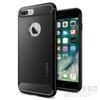 Spigen SGP Rugged Armor Apple iPhone 8 Plus/7 Plus Black hátlap tok