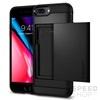 Spigen SGP Slim Armor CS Apple iPhone 8 Plus/7 Plus Black hátlap tok