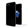 Spigen SGP Thin Fit Apple iPhone 7 Jet Black hátlap tok