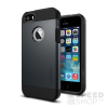 Spigen SGP Tough Armor Apple iPhone SE/5s/5 Metal Slate hátlap tok