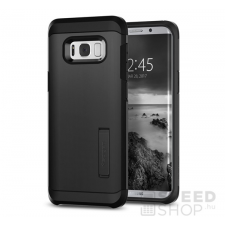 Spigen SPG Tough Armor Samsung Galaxy S8+ Black hátlap tok tok és táska