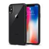 Spigen Ultra Hybrid Apple iPhone X Matte Black hátlap tok