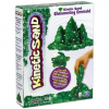 Spin Master Kinetikus homok: csillámló smaragd színű - 454 gramm