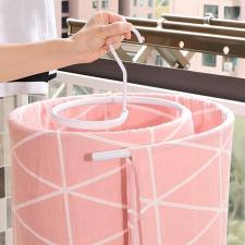 Spirál alakú szárító tartó, 42x5 cm fürdőkellék