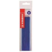 """STABILO 0,38 mm """"Liner 808"""" és """"Excel"""" tollakhoz kék golyóstollbetét (10 db) toll"""