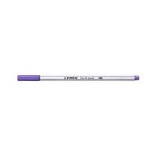"STABILO Ecsetirón, STABILO \""Pen 68 brush\"", ibolya filctoll, marker"