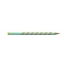 """STABILO Grafitceruza, HB, háromszögletű, balkezes, STABILO, """"EASYgraph"""", pasztell zöld ceruza"""