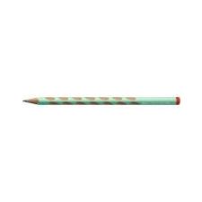 "STABILO Grafitceruza, HB, háromszögletű, jobbkezes, STABILO, ""EASYgraph"", pasztell zöld ceruza"