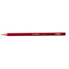 STABILO Grafitceruza STABILO Swano 306 2H hatszögletű piros ceruza