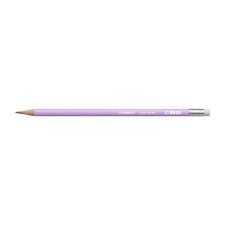 STABILO Grafitceruza STABILO Swano Pastel HB hatszögletű lila ceruza