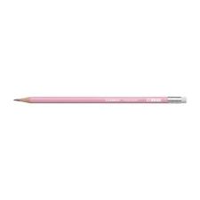 STABILO Grafitceruza STABILO Swano Pastel HB hatszögletű pink ceruza