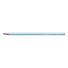 STABILO Grafitceruza STABILO Trio 2B háromszögletű kék ceruza