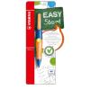 Stabilo International GmbH - Magyarországi Fióktelepe STABILO EASYergo 1.4 Start (L) balkezes kék/narancs mechanikus ceruza