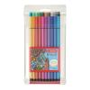 """STABILO """"Pen 68"""" 1 mm, 20 különböző színű rostirón készlet"""
