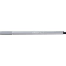 "STABILO Rostirón, 1 mm, STABILO ""Pen 68"", közép szürke filctoll, marker"