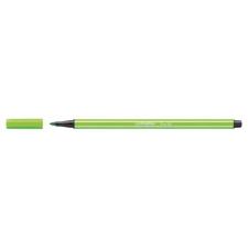 """STABILO Rostirón, 1 mm, STABILO """"Pen 68"""", világoszöld filctoll, marker"""
