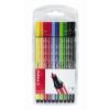 """STABILO Rostirón készlet, 1 mm,  """"Pen 68"""", 10 különböző szín"""
