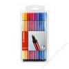 STABILO Rostirón készlet, 1 mm, STABILO Pen 68, 20 különböző szín (TST6820PL)