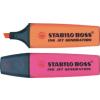 STABILO Szövegkiemelő készlet-70/8- 8db-os  STABILO BOSS ORIGINAL
