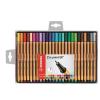 STABILO Tűfilc készlet, 0,4 mm, STABILO Point 88, 25 különböző szín (TST8825)