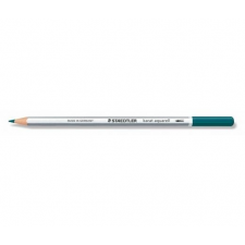 """STAEDTLER Akvarell ceruza, STAEDTLER """"Karat"""", sötét kékes zöld akvarell"""