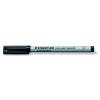 """STAEDTLER Alkoholmentes marker , OHP, 0,6 mm, STAEDTLER """"Lum"""