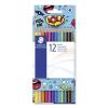 """STAEDTLER Színes ceruza készlet, hatszögletű,  """"Comic"""", 12 különböző szín"""