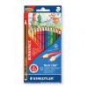 STAEDTLER Színes ceruza NC 12db+1 extra Noris HB grafit c. -144 SET1- STAEDTLER