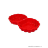STAR PLUS Homokozó - medence Kagyló - 2 darab piros
