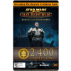 STAR Wars The Old Republic Cartel Points (PC)