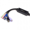 Startech 2 portos KVM switch