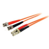 StarTech com 1M FIBER PATCH CABLE LC - ST IN