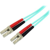 StarTech com 3M LC TO LC FIBER PATCH CABLE