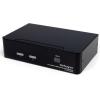 Startech High Resolution USB DVI 2 portos KVM switch