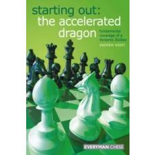 Starting Out : The Accelerated Dragon – Andrew Greet idegen nyelvű könyv