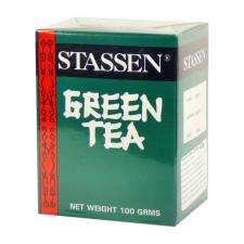 Stassen Stassen szálas zöld tea 100 g gyógytea
