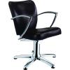 Stella Hidraulikus fodrász szék, fekete MA8173-A8