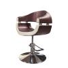 Stella szatén mályva krém hidraulikus fodrász szék SX-2107