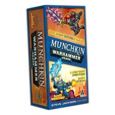Steve Jackson Games Munchkin Warhammer 40.000 társasjáték