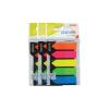 Stick'n Index-21143-12x42mm NEON NYILAK 5x25műanyag címke STICK'N24db/csomag