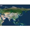 Stiefel Ázsia a világűrből
