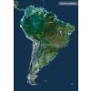 Stiefel Dél-Amerika a világűrből