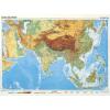 Stiefel Dél-Ázsia, domborzati + politikai DUO